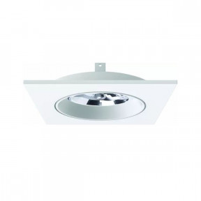 Spot de Embutir Face Plana  1x AR111 - Interlight IL0157