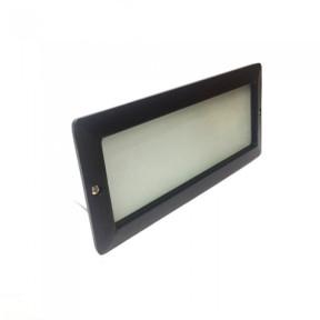 Luminária de Embutir sem grade 1E-27 - FM 0541