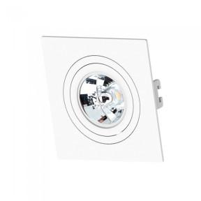 Spot de Embutir Face Plana 1x AR70 - Save Energy SE-330.1047
