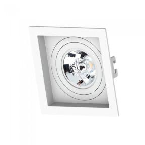 Spot de Embutir Face Recuada 1x AR70 - Save Energy SE-330.1048