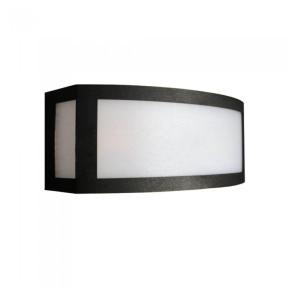 Arandela Finestra Signus Preta 18 cm - 1xE27 - 1100PT UPZ