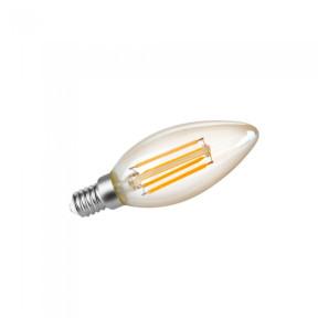 Lâmpada LED Vela Filamento Vintage 4W 2200K - Save Energy SE-345.1383