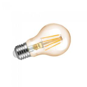 Lâmpada LED Bulbo A60 Filamento Vintage 4W 2200K - Save Energy SE-345.1388