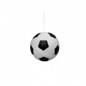 Luminária Pendente Bola de futebol 1-E27 - Usare 1667