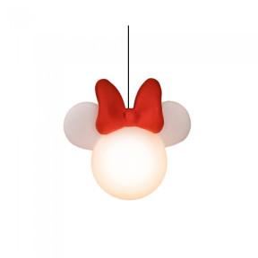Luminária Pendente Minnie Mouse 1-E27 - Usare 1755