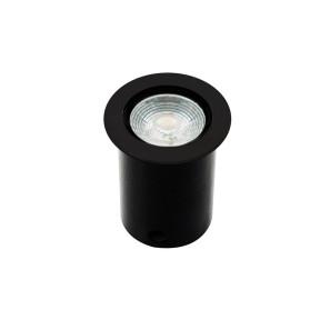 Embutido de Piso e Solo Flat In LED 2,5W - 2700K - IP67 - Interlight IL3967-FE-S