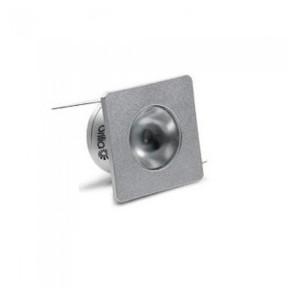 Par LED para Móveis Quadrado 1W 2700K - BRILIA 432921