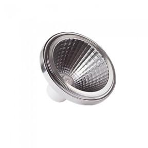 Lâmpada LED AR111 12W 24º 2700K - Brilia 434895