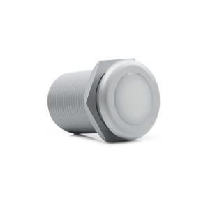 Balizador de Solo LED Redondo 1W 2700K - BRILIA 443439