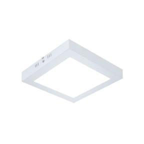 Painel LED Sobrepor Branca 18W 3000K 22cm - Evoled 4633