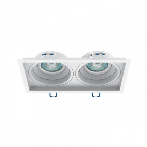 Spot de Embutir Duplo Recuado 2xDicroica MR16 - Interlight - IL4717