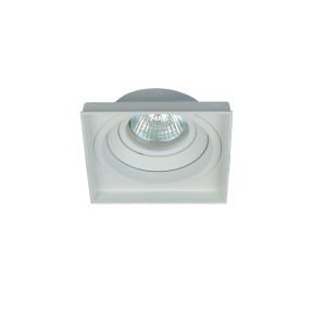 Spot No Frame Orientável Branco 1x MR16 - IL4718BM Interlight