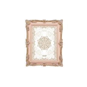 Porta Retrato Resina 13X18cm Rosa - Mart 4022/23