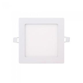 Painel LED Embutir 12W 3000K 17cm -  Brilia 438237