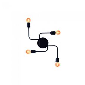 Plafon Charlô 4xE27- Caisma 7901