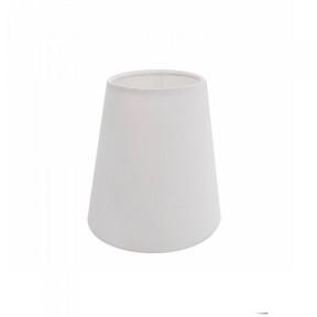 Cúpula Tecido Branca para abajur 29cm H - Decor Lumen