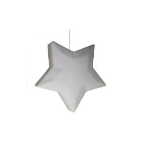 Pendente Luminária Estrela 1-E27 - Usare