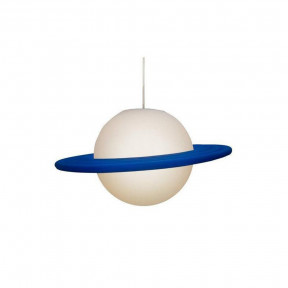Pendente Saturno Azul e Branco 1xE27 - Usare