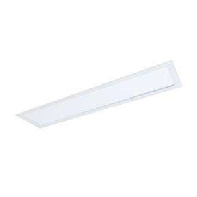 Painel LED Embutir Retangular 48W 6000K (Branca) 122cm - Evoled LE4626
